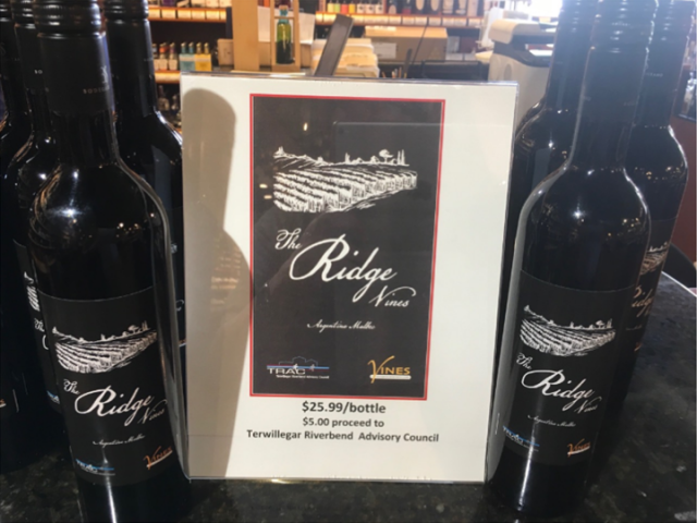 The Ridge Vines, 2018 Sottano Malbec
