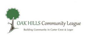 Oak Hills Community League, Edmonton