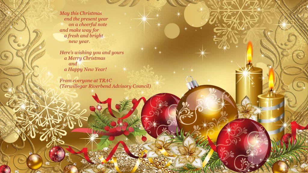 Happy Holidays from TRAC